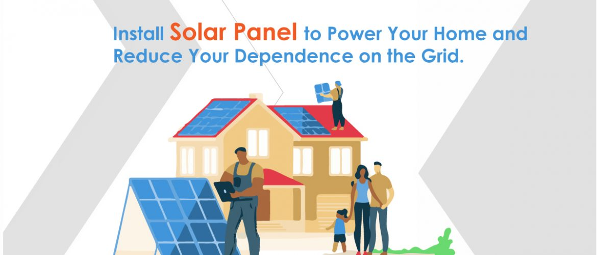 Solar Rooftop System For Home In Ahmedabad - Ahmedabad Solar