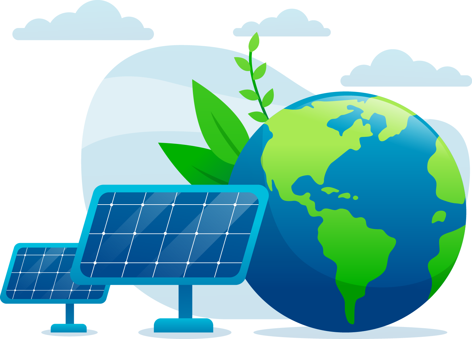 About Us Solar Image