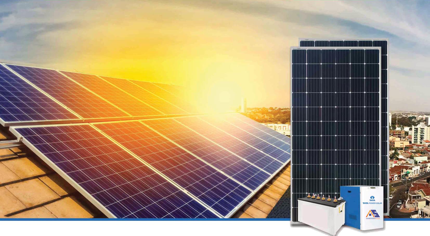 Ahmedabad Solar Off Grid Solar System