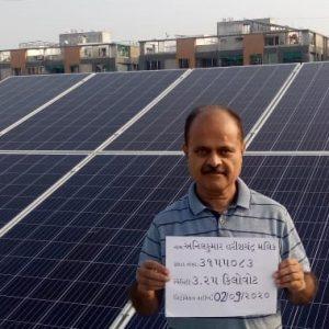 Anil Malik - Ahmedabad Solar