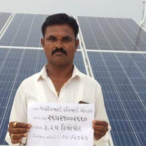 Jesing Chauhan - Ahmedabad Solar