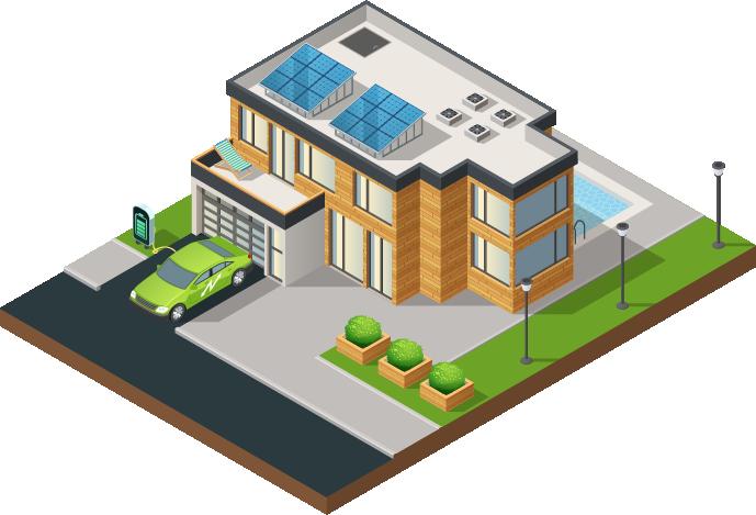No.1 Solar Rooftop Solution Provider