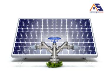 Solar Water Pump 1 - Ahmedabad Solar