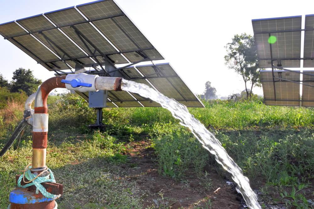 Solar Water Pump 2 - Ahmedabad Solar