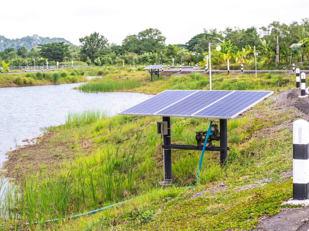 Solar Water Pump 3 - Ahmedabad Solar